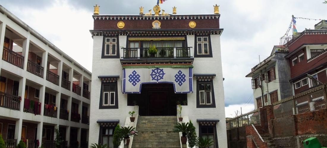 Porong monastery, Kathmandu, Nepal
