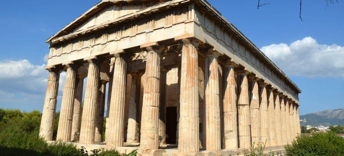 Temple of Jupiter in Athene © Marko Manninen