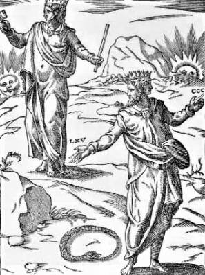 Ouroboros ja Janus, 1607
